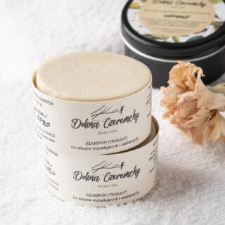 Naturalny szampon w kostce Dolina Czeremchy, Owsiany, 70 g (1)