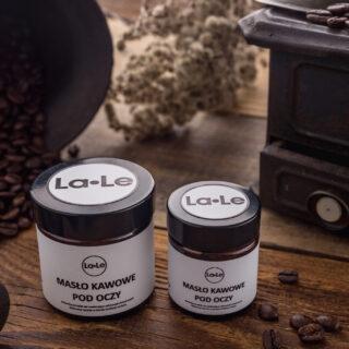 La-Le, masło kawowe pod oczy, 60 ml (2)
