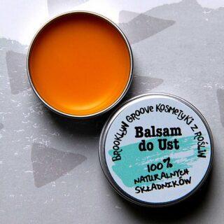 Brooklyn Groove, Balsam do Ust, 8 g