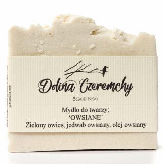 Dolina Czeremchy, mydło do twarzy Owsiane, 90 g (2)