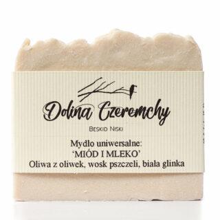 Dolina Czeremchy, mydło uniwersalne Miód i mleko, 90 g (2)