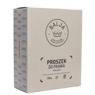 BALJA Proszek do prania białego, 1,6 kg (1)
