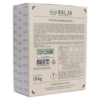 BALJA Proszek do prania białego, 1,6 kg (2)