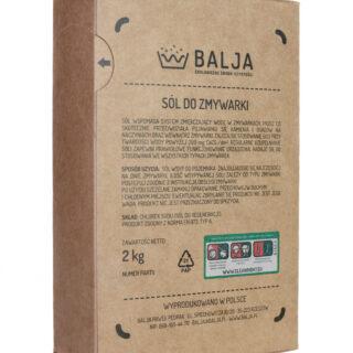 BALJA Sól do zmywarki, 2 kg (2)