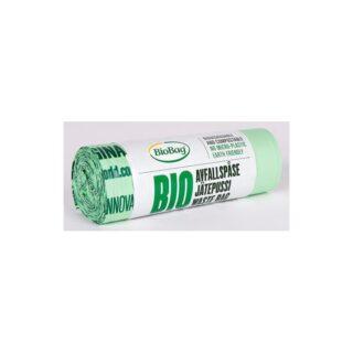 BioBag, worki na odpady organiczne i zmieszane, w 100% biodegradowalne i kompostowalne, 30l, rolka 20 sztuk (1)