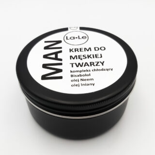 La-Le, krem MAN – krem do męskiej twarzy, 100 ml (1)