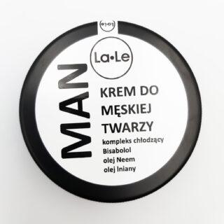 La-Le, krem MAN – krem do męskiej twarzy, 100 ml (2)