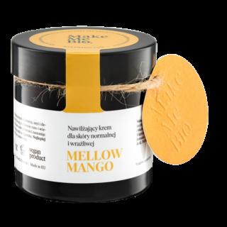 Make Me Bio, Mellow Mango – Nawilżający Krem dla Skóry Normalnej i Wrażliwej, 60 ml (1)