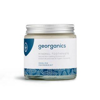 Georganics pasta do zębów, ANGIELSKA MIĘTA PIEPRZOWA, naturalna, mineralna, 120 ml (1)
