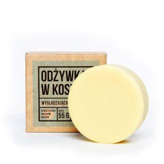 Mydlarnia Cztery Szpaki, odżywka do włosów w kostce, 55 g (2)