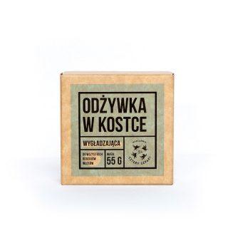 Mydlarnia Cztery Szpaki, odżywka do włosów w kostce, 55 g (1)