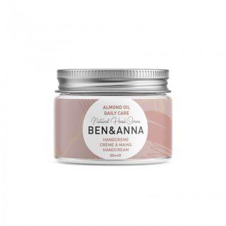 Ben&Anna naturalny krem do rąk DAILY CARE, 30 ml (1)