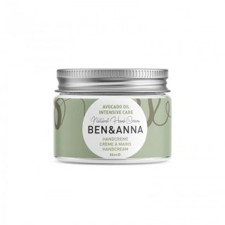 Ben&Anna naturalny krem do rąk, INTENSIVE CARE, 30 ml (1)